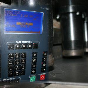 gilotyna CNC