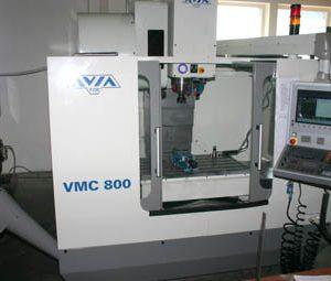 nowoczesne frezarki CNC