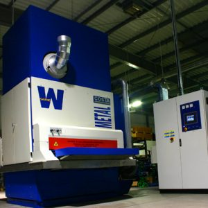 wet grinder for aluminium and stainless steel parts