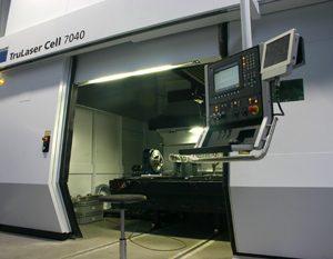 laser 3D typu fiber
