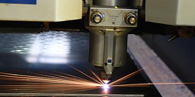cięcie laserem 2D
