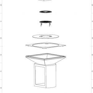 projektowanie palenisk