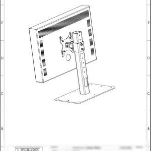 projektowanie obudów monitorów